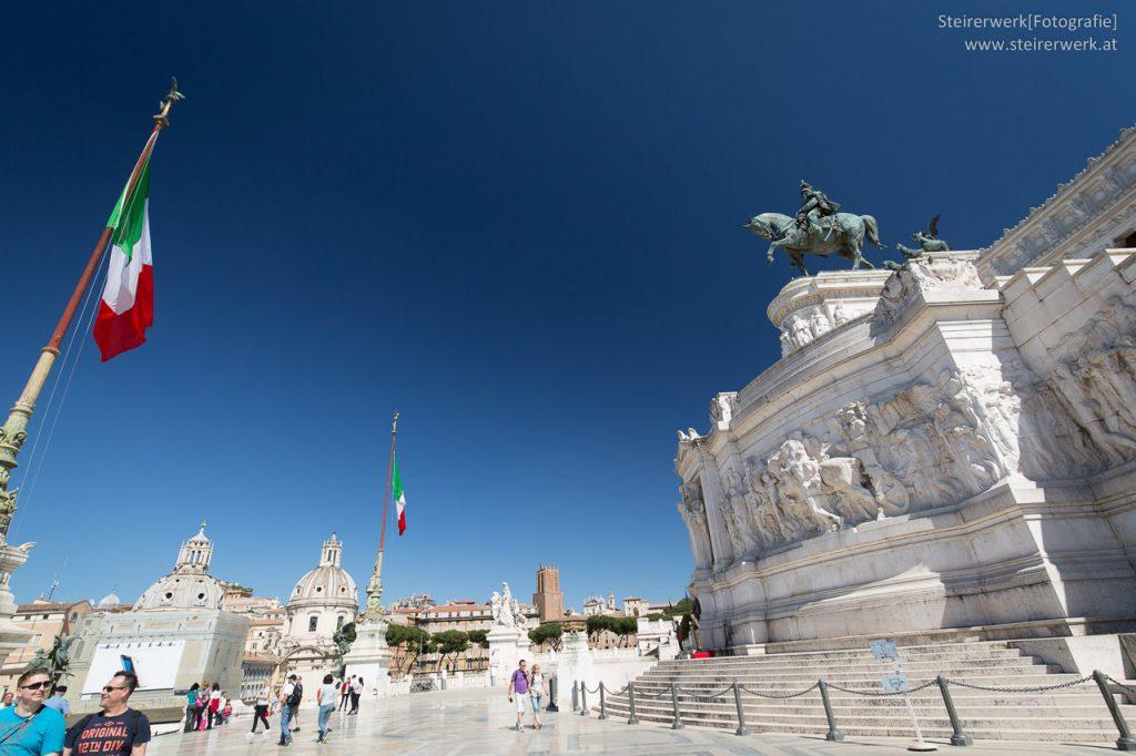Monumento Vittorio Emanuele II Rom