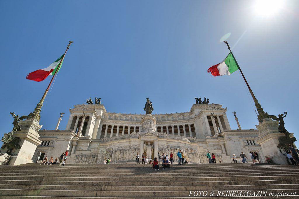 Nationaldenkmal Viktor Emanuel II Rom
