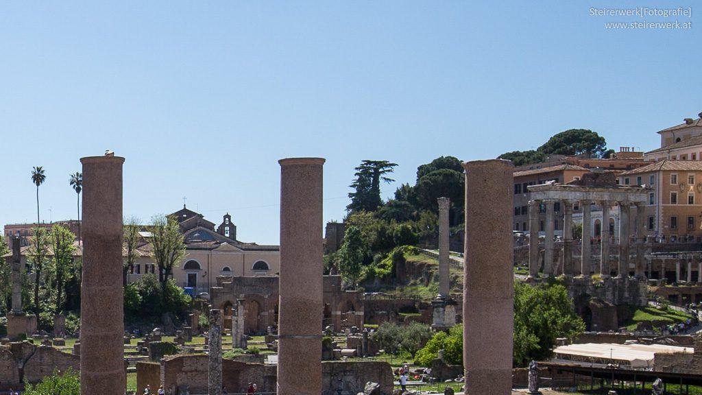 Palatin Sehenswürdigkeit in Rom