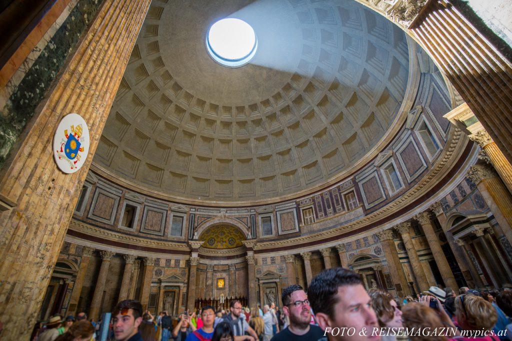 Pantheon Kuppel Rom