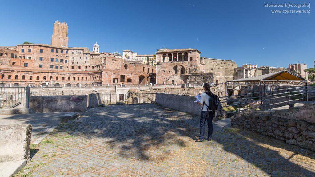 Trajanischen Märkte Rom