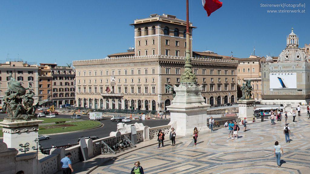 Venedig Platz Rom