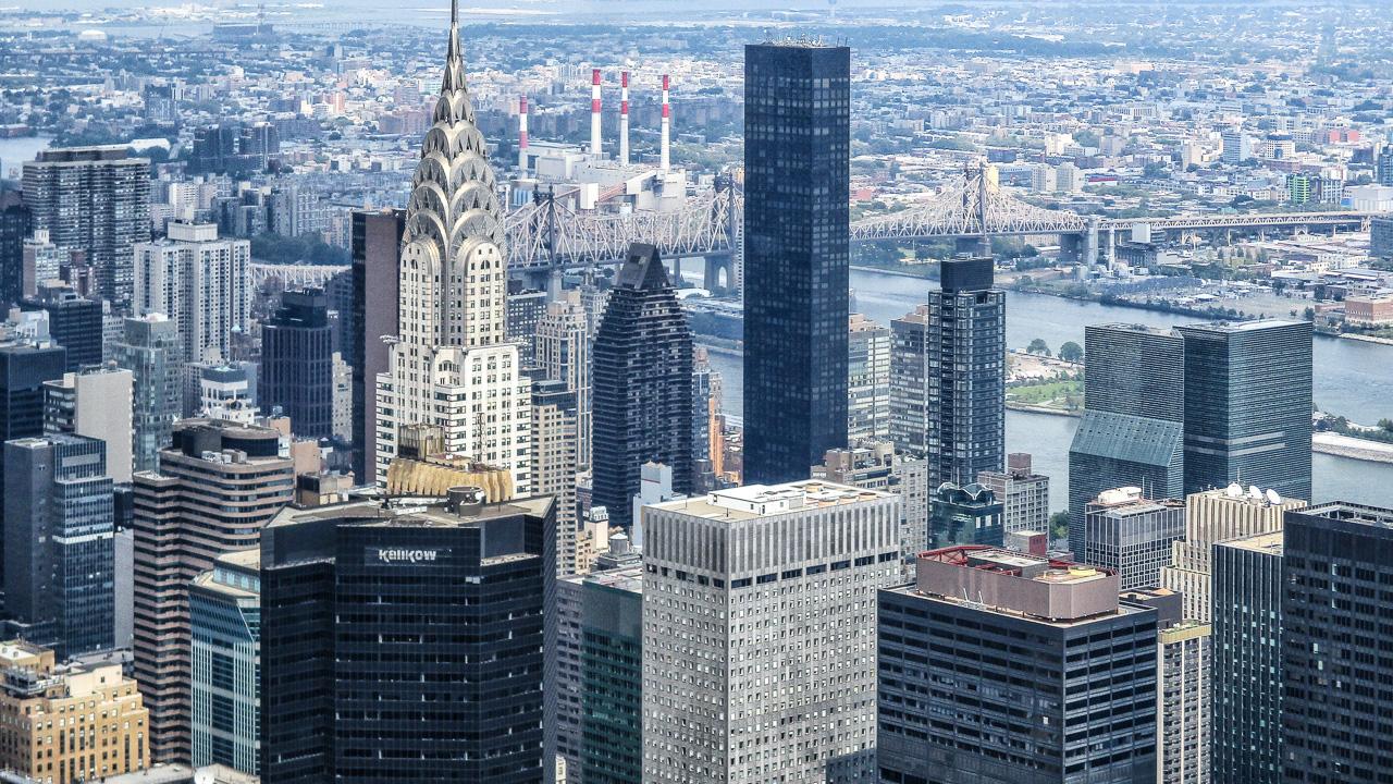 Städtereise nach New York - Sehenswürdigkeiten, Infos & Tipps