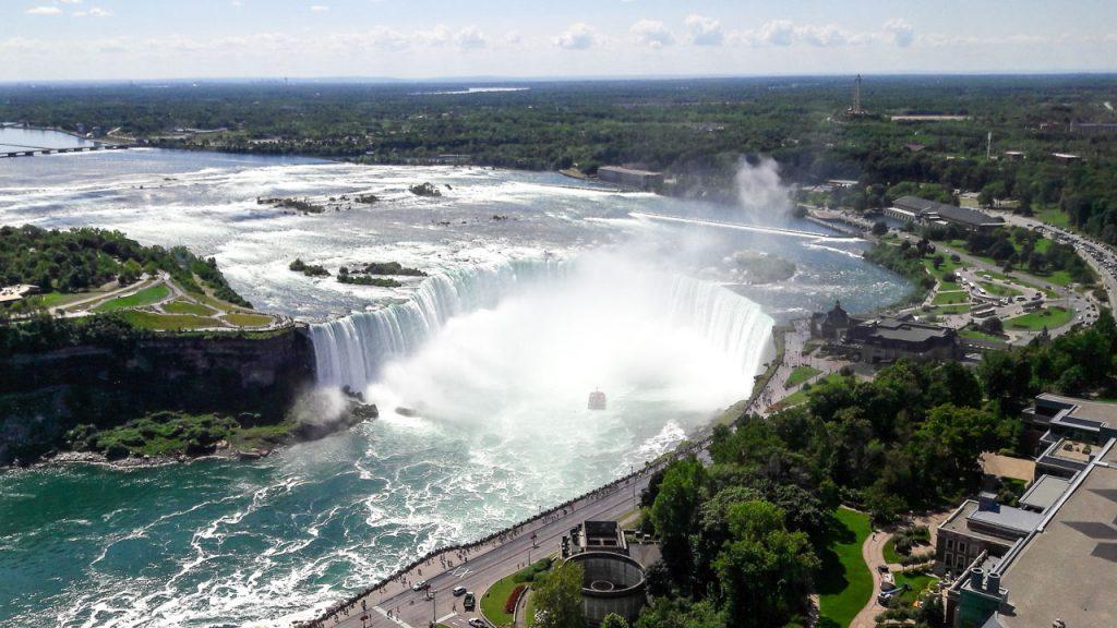 Niagarafälle Aussicht