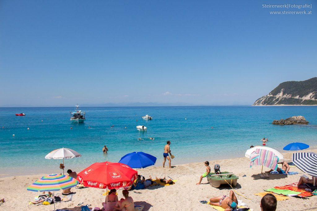 Agios Nikitas Strand Lefkada