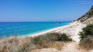 Gaidaros Beach Lefkada