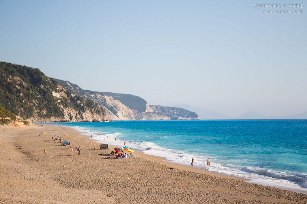Gialos Strand Lefkada