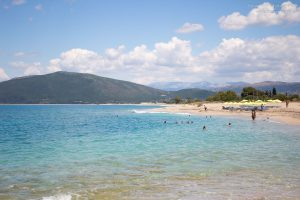 Gyra Strand Lefkada