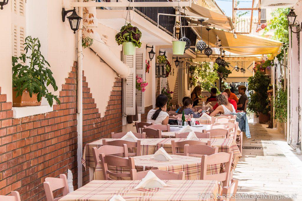 Taverne in Lefkada