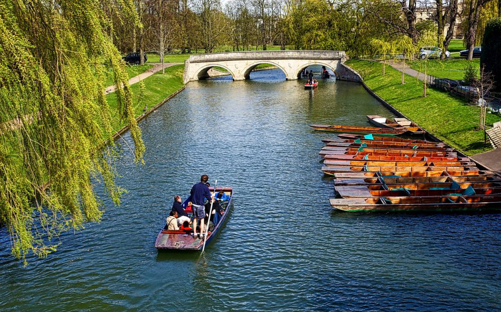 Cambridge Fluss