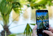 Smartphone fotografieren