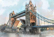 Tower Bridge Architektur