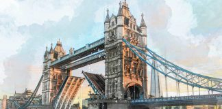Tower Bridge Architektur