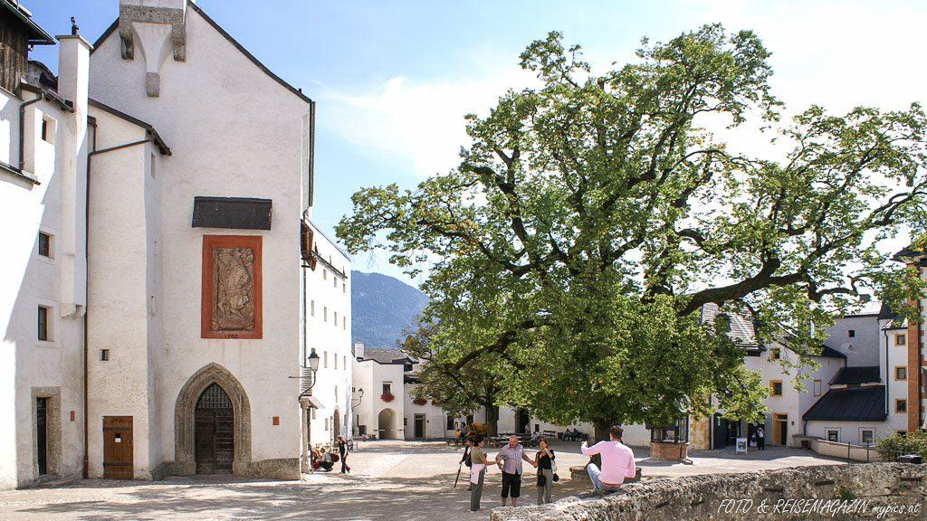 Festung Hohensalzburg Besucher