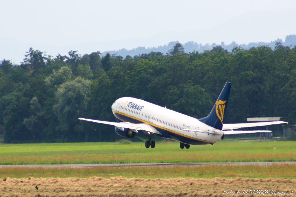 Ryanair Flug