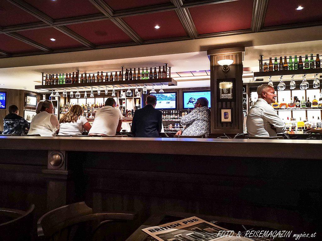 British Pub MSC Bellissima