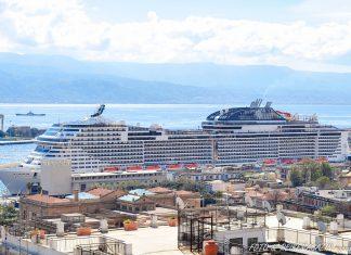 MSC Bellissima Kreuzfahrtschiff
