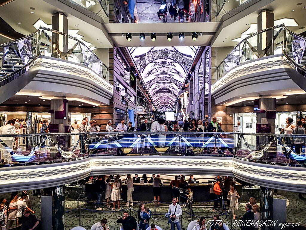 Shopping MSC Bellissima