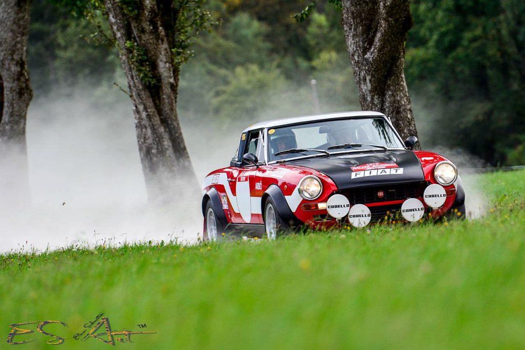 Oldtimer Rallye Fotografie