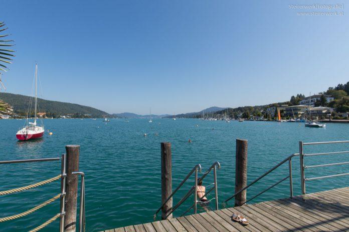 Urlaub in Österreich am See