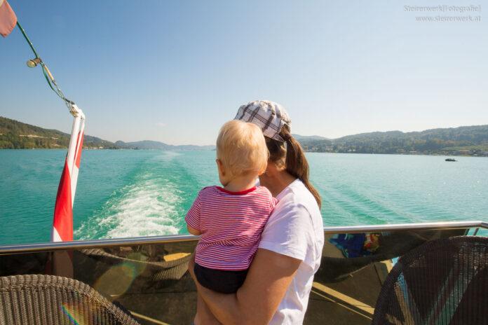 Familienurlaub am Wörthersee