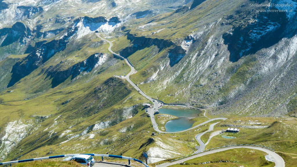 Grossglockner Alpenstrasse im August