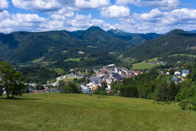 Aussichtspunkt Mariazell Stehralm