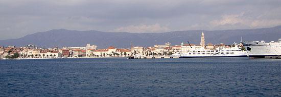 Split Kroatien Bild