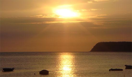 Dubrovnik Sonnenuntergang