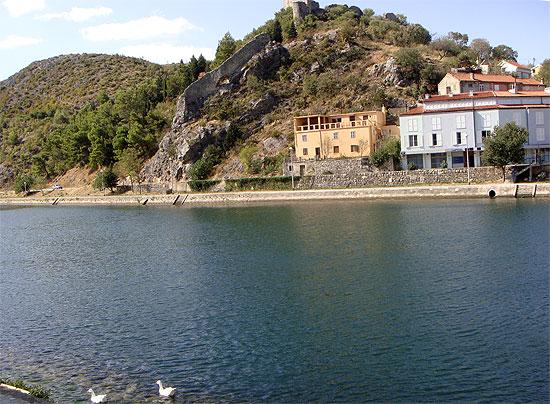 Obrovac in Kroatien