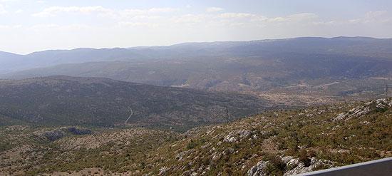 Kroatische Hinterland Bild