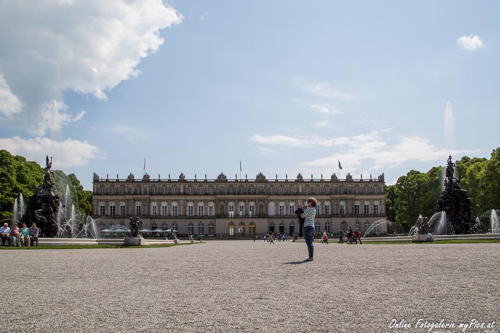 Schloss Herrenchiemsee Ausflug