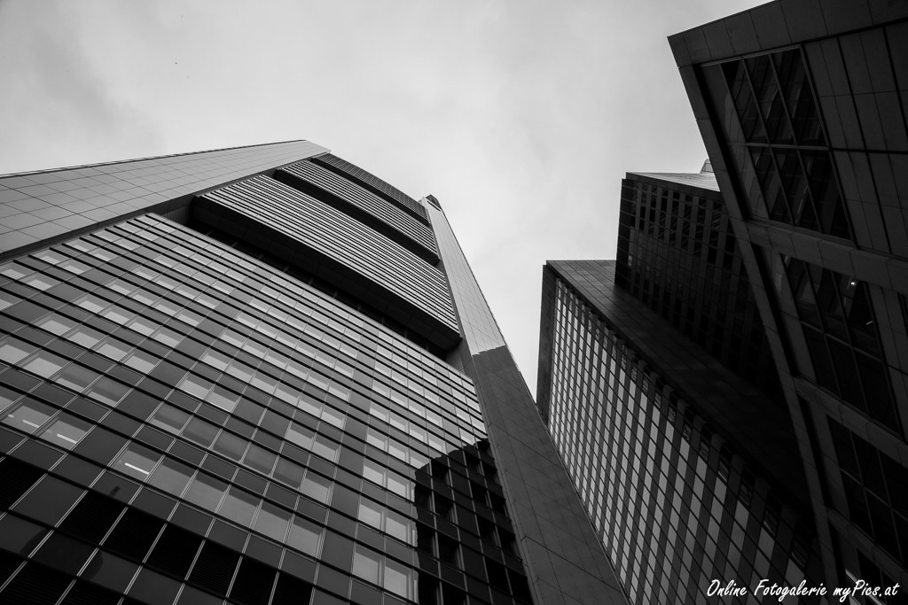 Architektur Frankfurt Hochhäuser
