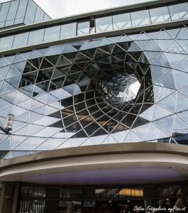 Zeilgalerie Fassade in Frankfurt